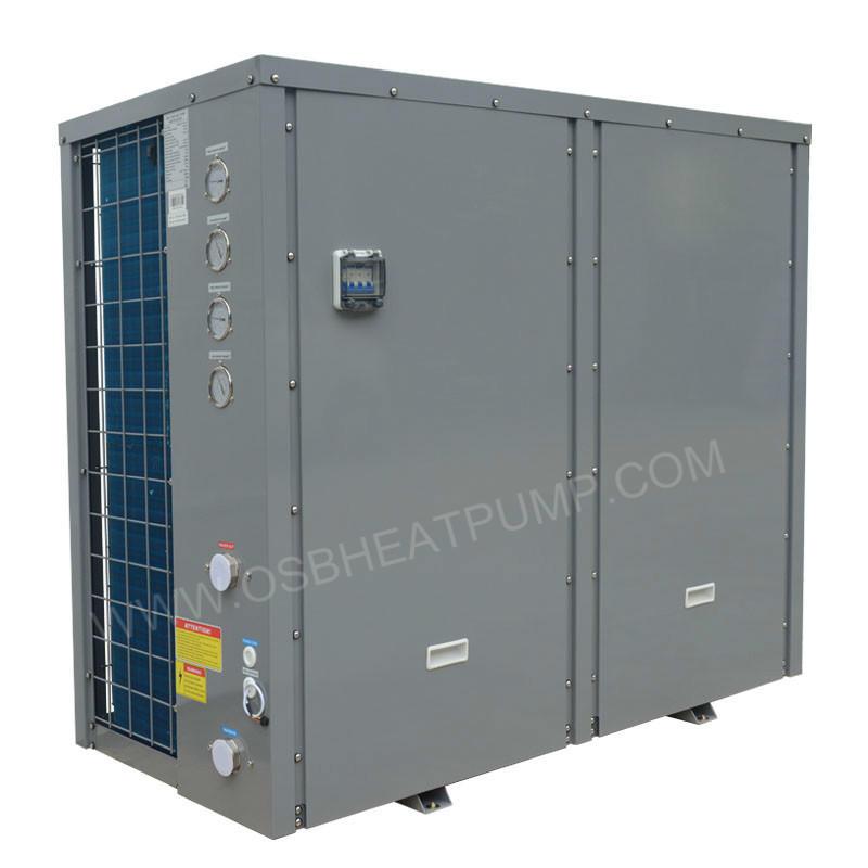 Max water outlet temp 80 deg c commercial  heat pump heater