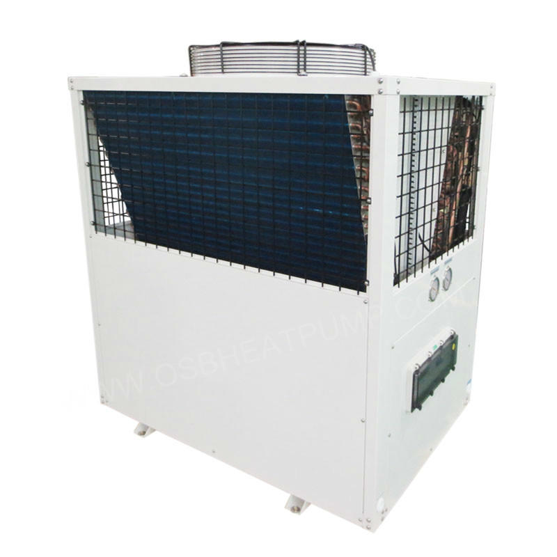 17kw  high COP freestanding Installation high temperature heat pump