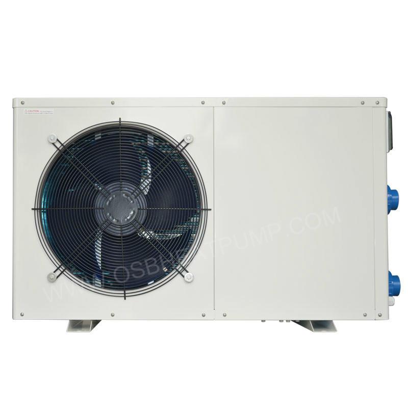 Customized Color Wifi Control Pool Chiller Heat Pump
