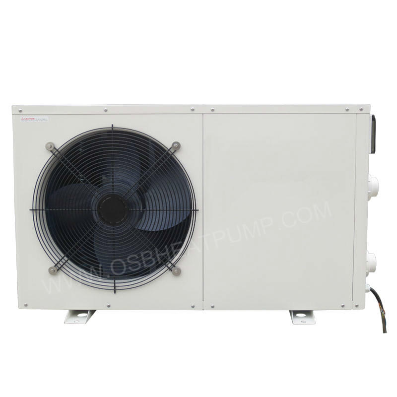 Portable Horizontal Swimming Pool Heat Pump For Water Heating