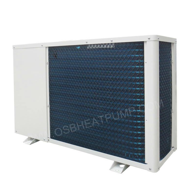 Portable Horizontal Swimming Pool Heat Pump For Water Heating