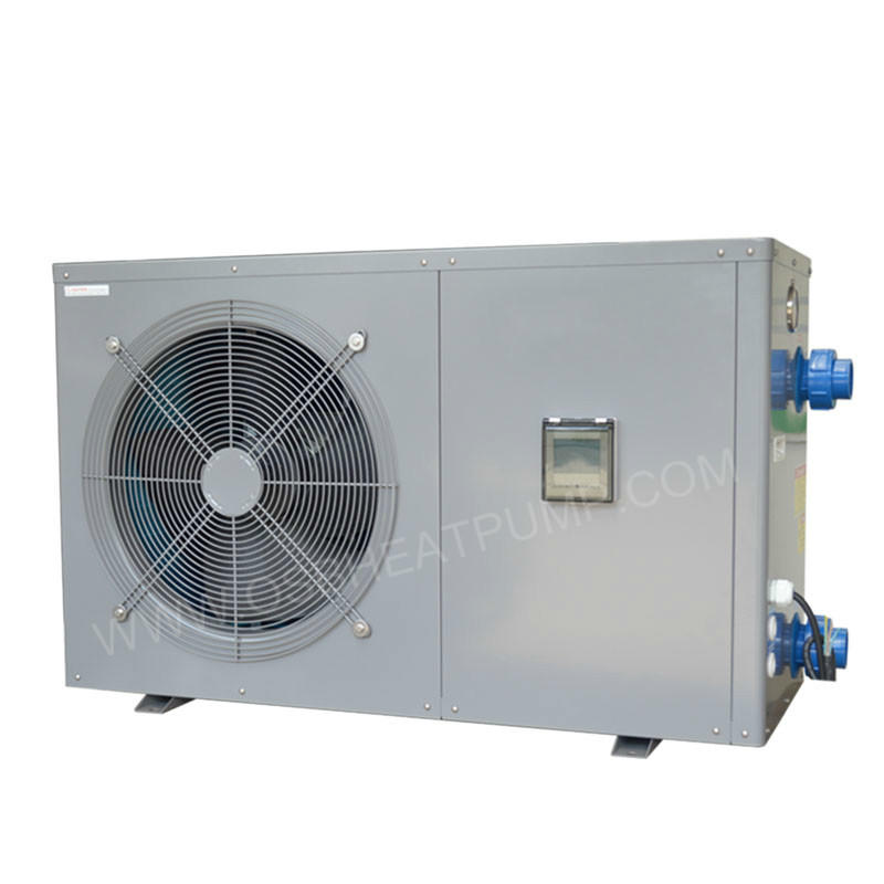 Colorful Pool Heat Pump Water Heater