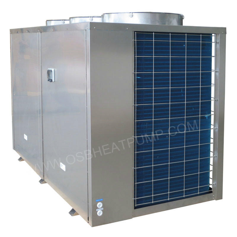 Dual system Chiller Heat Pump for Pool