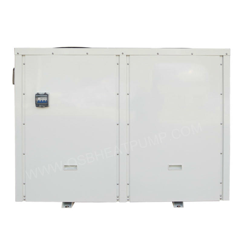 60kw commercial hot water air source heat pump