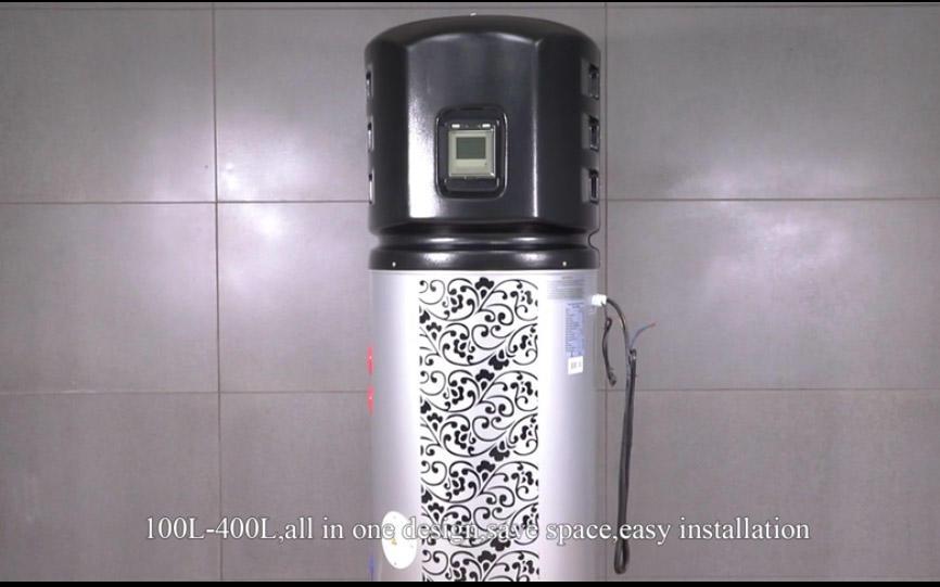 150L All in one heat pump