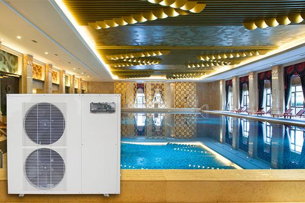 product-High COP72 Monobloc Inverter titanium aquaculture heat pump, eco swimming poolSpa heat pump-1