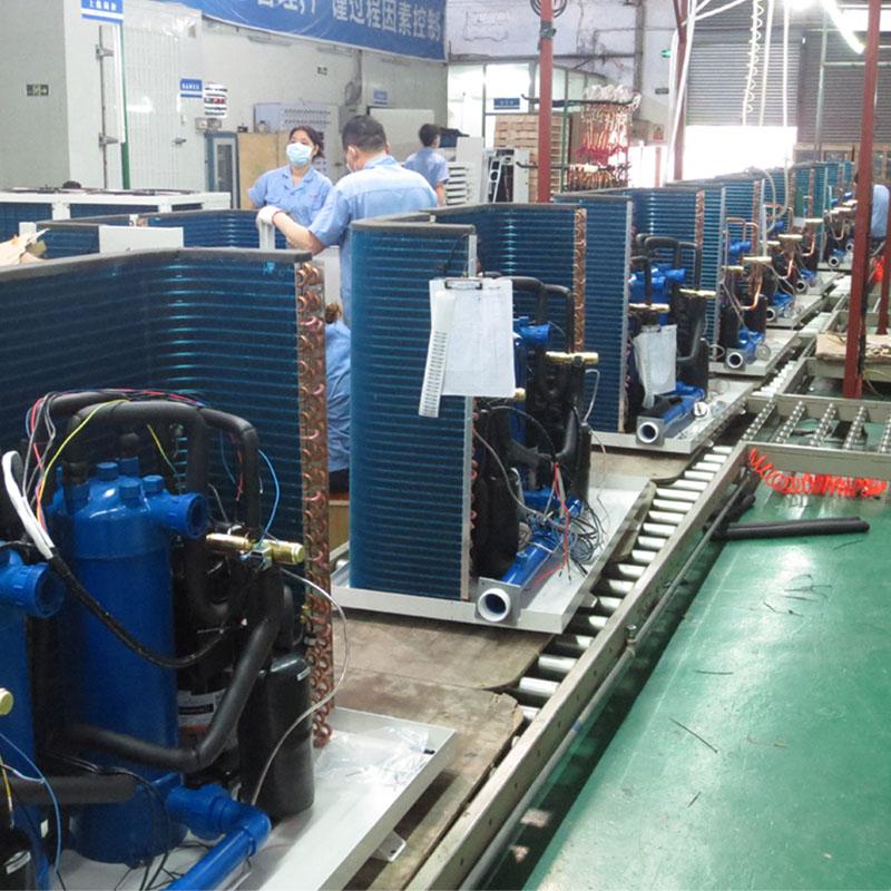 product-55kw Vertifical Single Phase Pool Heat Pump-OSB-img-1