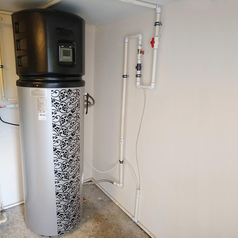 Household sanitary hot water——OSB all in one heat pump water heater