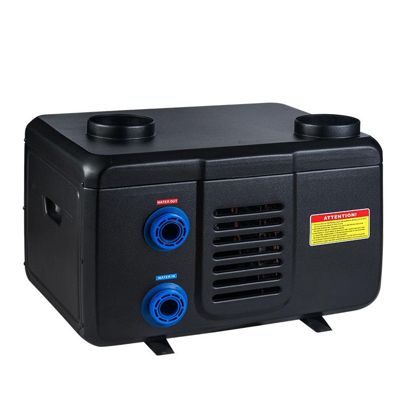product-OSB-Plastic Heat Recovery mini swimming pool air source heat pump BathtubJacuzziSpa heaters