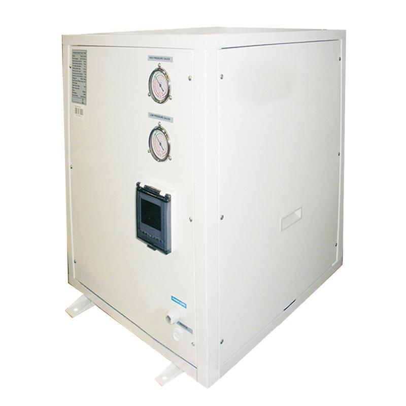Ground Source Heat Pump Water To Water Heat Pump Geothermal Heat Pump, Super Heating Water Source Heating System BGB15-105/P