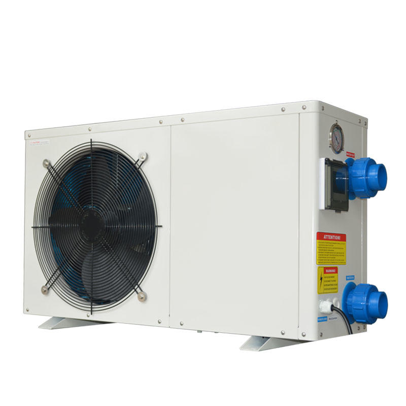 Swimming pool heat pump water heater/cooler BS15-020S