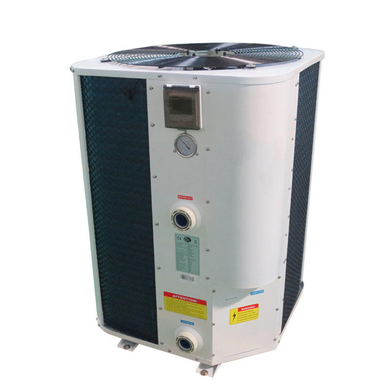 CE certificate Vertical Titanium Swimming Pool Heat Pump BS15-038T