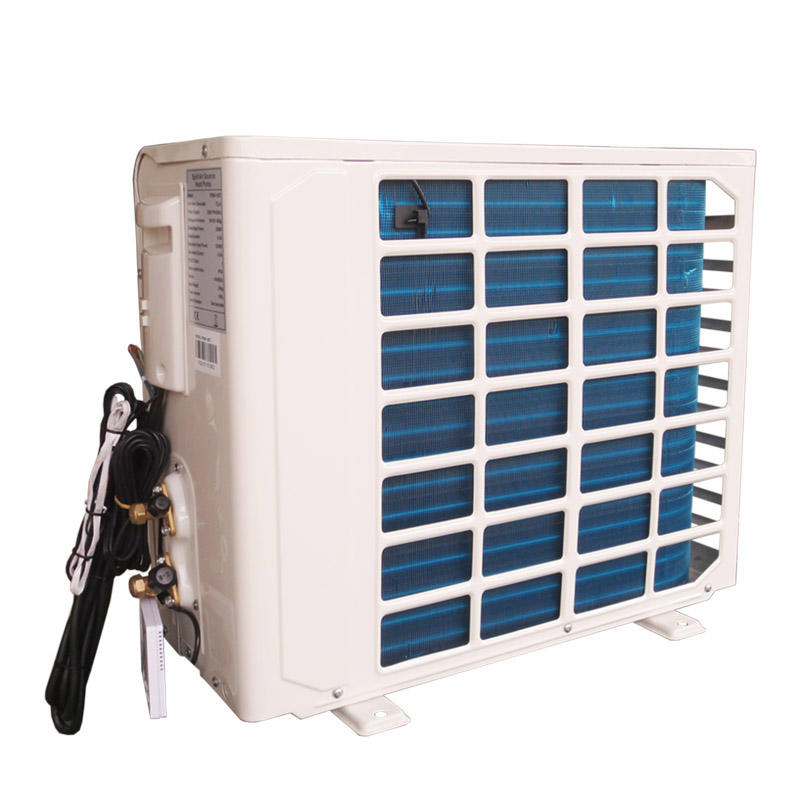 500Liter split air source heat pump with water tank