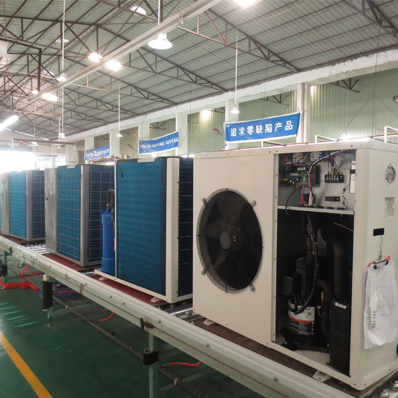 product-Solar Multi-function heat pump for space heating,cooling and hot water supply BN15-110S-p-OS-1