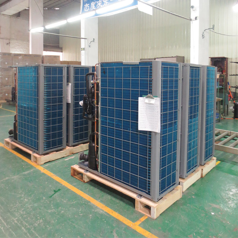 product-OSB-High Cop 195kw Chiller Heat Pump With Wilo In-Build BB35-160SP-img