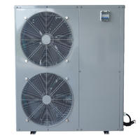 High Cop 19.5kw Chiller Heat Pump With Wilo In-Build BB35-160S/P