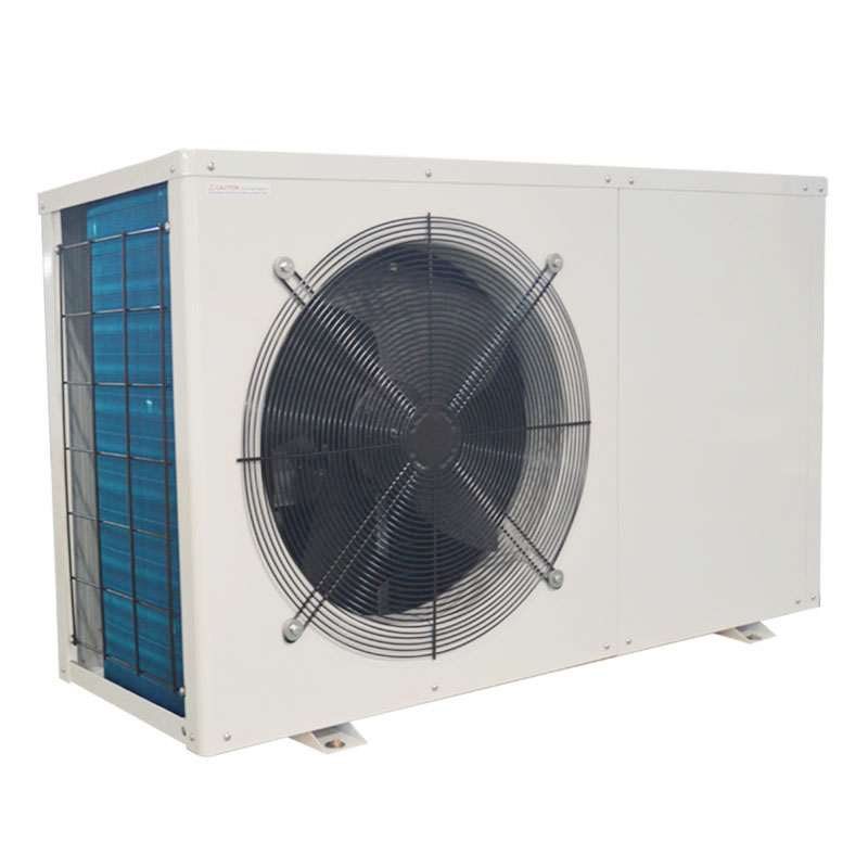 product-Air To Water Chiller Heat Pump Suitable For Floor Heating And Fan Coil Cooling BB15-070SP-OS