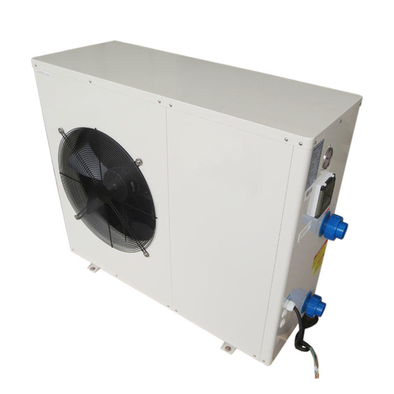Air source heat pump heating and cooling system for swimming pool / hot spring BS36-045S