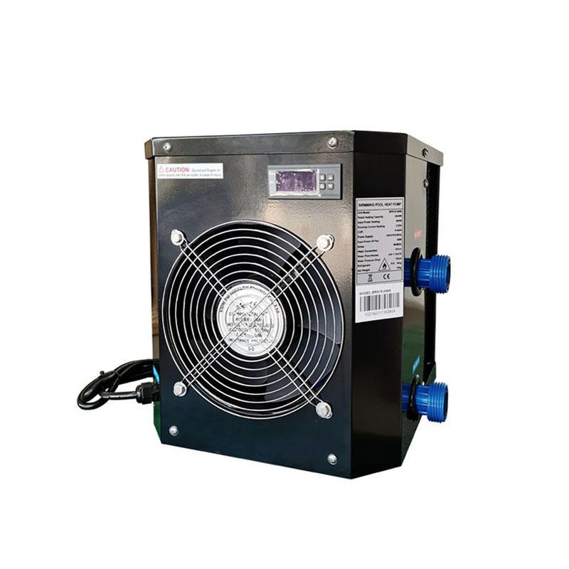 R32 Mini swimming pool heat pump water heater 2.63kw