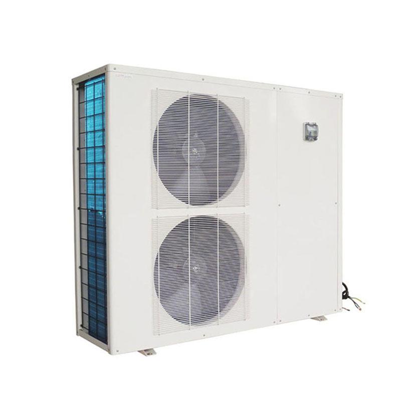 Monobloc DC inverter heat pump low temp heater for room floor heating BLB1I-160S