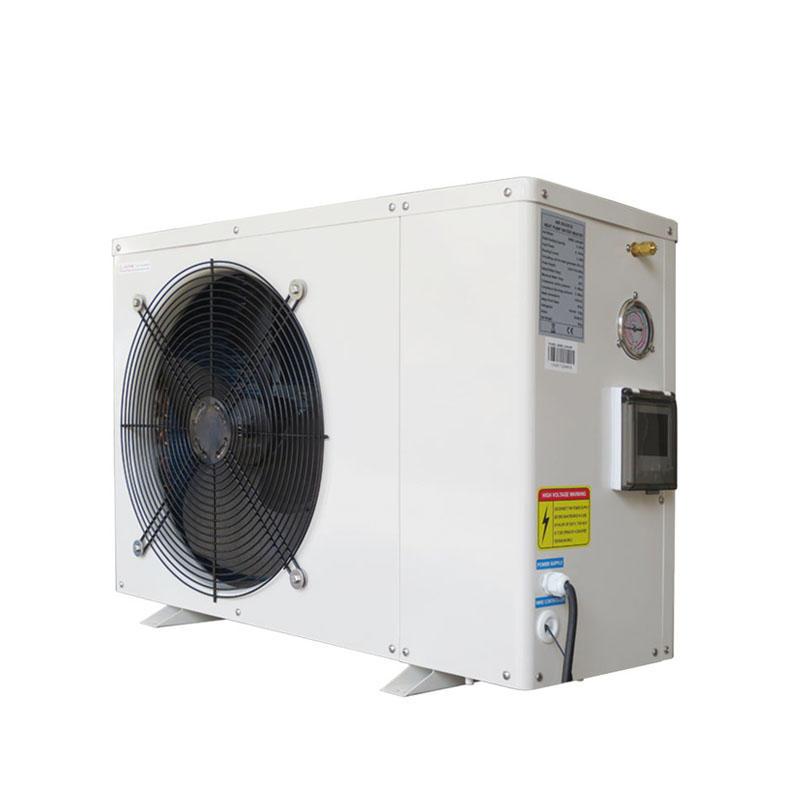 Green gas R32 heat pump air source water heater BC15-012S/P