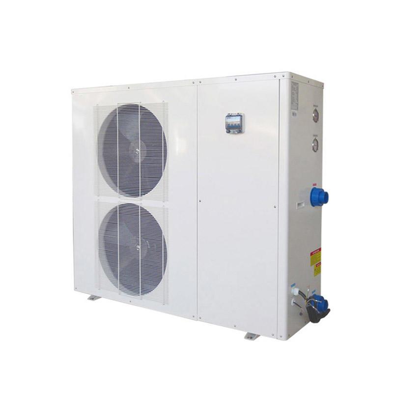 Swimming pool/spa R32 green gas inverter heat pump low temp heater BLS3I-070S