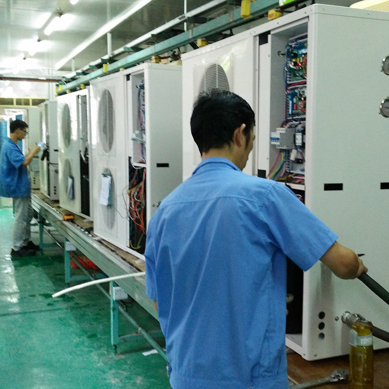 product-OSB Heat Pump-High COP72 Monobloc Inverter titanium aquaculture heat pump, eco swimming poo-1