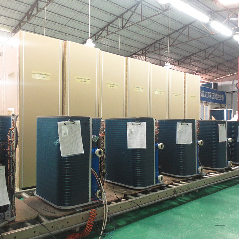 product-Air to water heater and chiller heat pump for fish farm jacuzzi BS36-055T-OSB Heat Pump-img