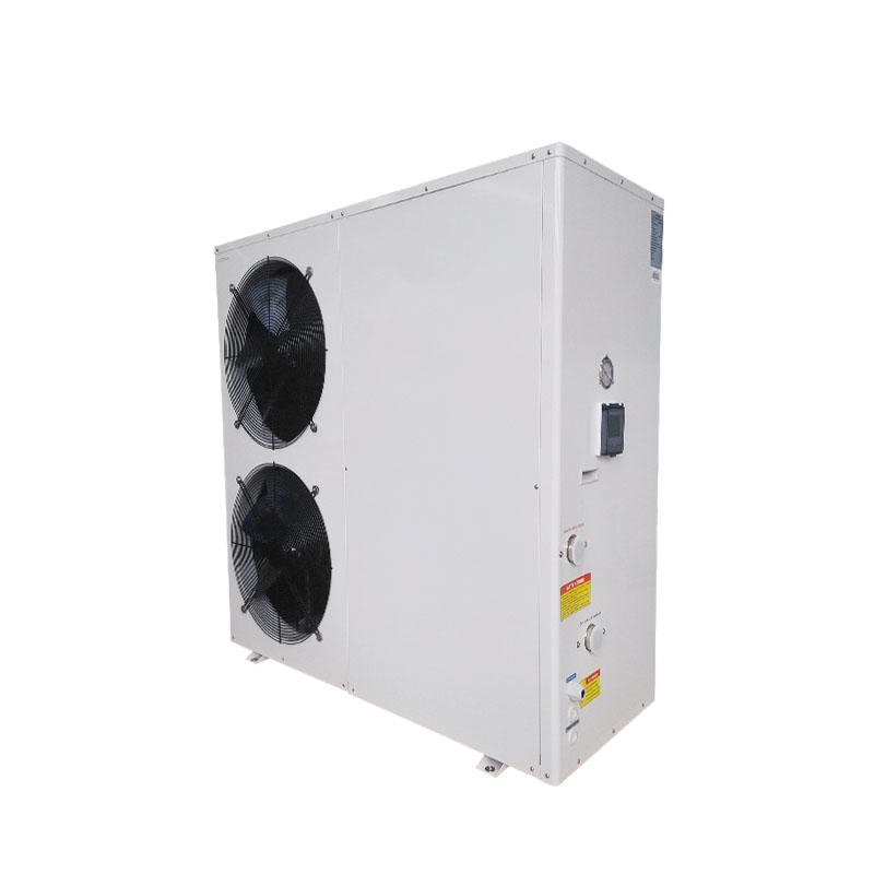 Side Fan design EVI 85℃ 3-Phas 60Hz high temperature heat pump BLH36-038S