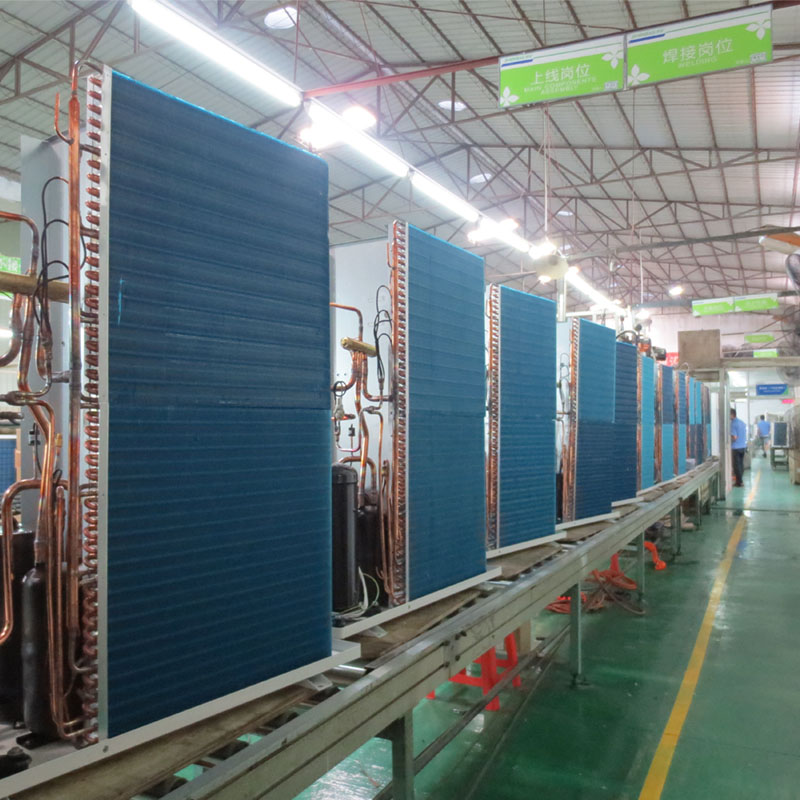 product-OSB Heat Pump-DC Inverter air to water heat pump chiller water heaters BB1IS-100Sp-img