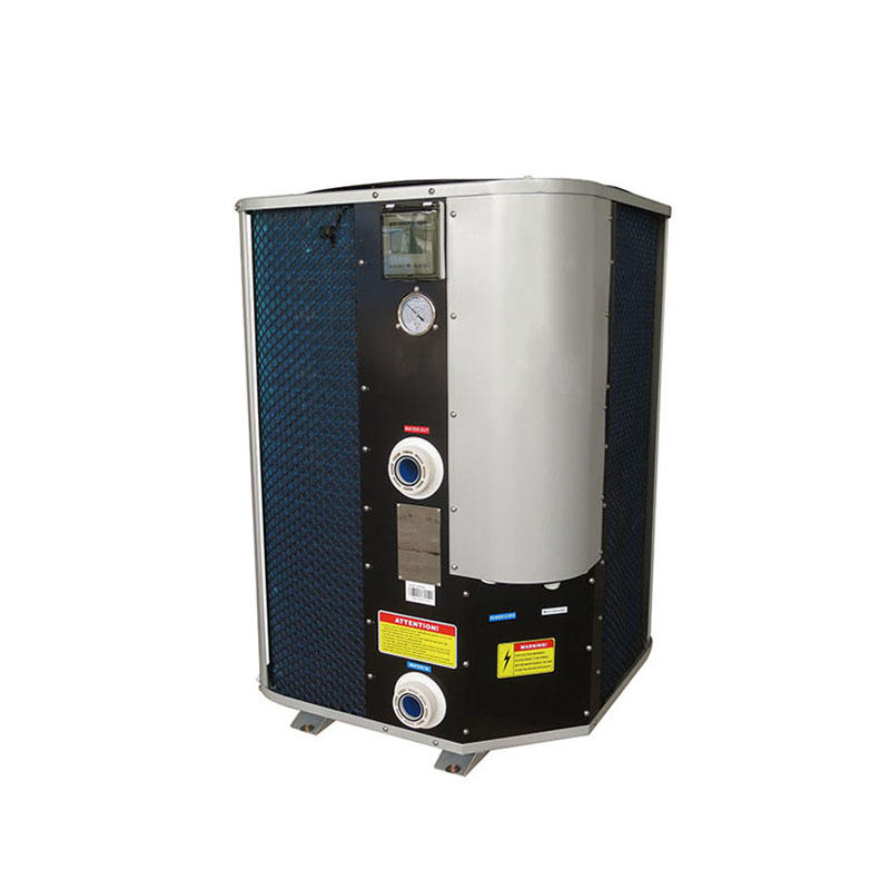 Air to water heater and chiller heat pump for fish farm / jacuzzi BS36-055T