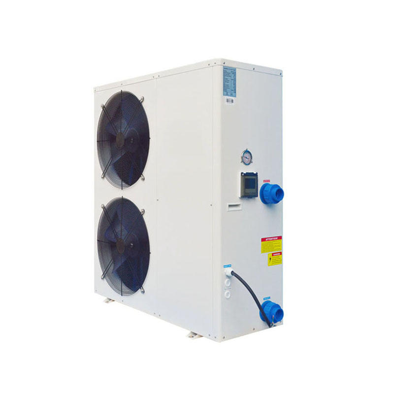 Air to water heat pump low temp inverter swimming pool heater BLS1I-065S