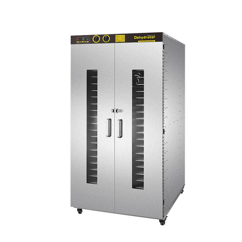 Industrial fruit drying machine 80~100KG electric food dehydrator sale