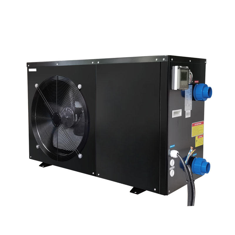 DC inverter R32 gas swimming pool heat pump heater and chiller